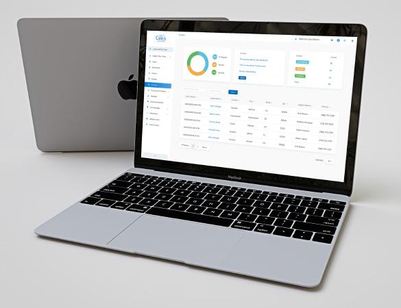 Cirrus Survey UX/UI redesign