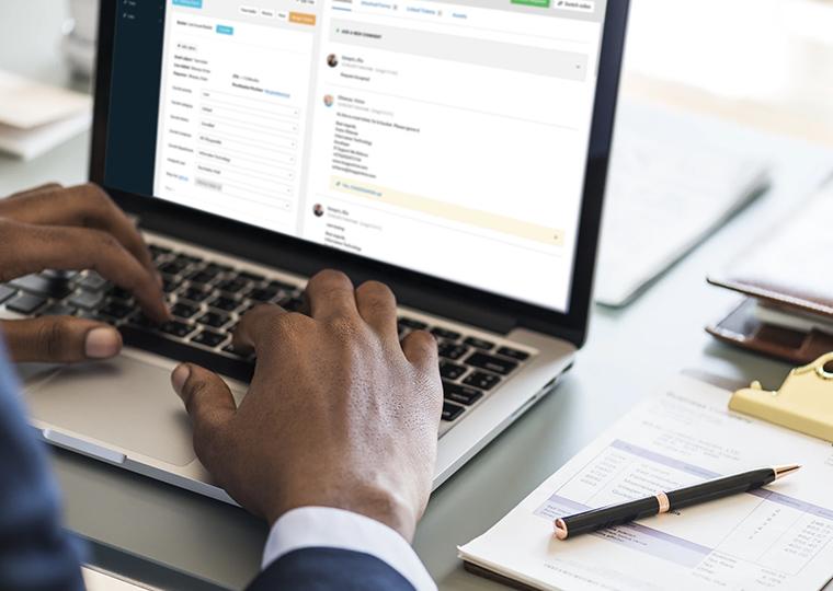 CRM platform for health insurance company